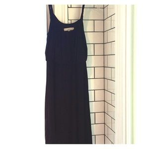 Loft Black casual dress.